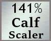 Scale Calve Calf 141% MA