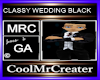 CLASSY WEDDING BLACK