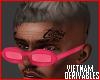 VD' Wide glasses