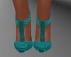 FG~ Sexy Mint Heels