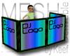 DJ Booth Screen