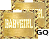 Plated GoldName BABYGIRL