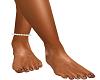 Pink camo toenails