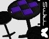 [Suki]Purple Table
