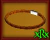 Leather Bracelet Orange
