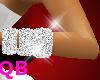 Q~L Diamond Tri Bangels