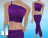 Purple Meditation Suit