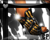 [Cp]Lady Gaga Gold Shoes