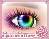 Bright Rainbow Eyes F