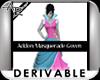 ! 325 Masquerade Gown