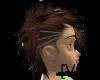 [V93] BROWN&BLK NEW HAIR