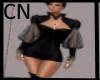[CN] Goth style b/suit