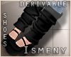 [Is] Shoes & Warmers Drv