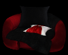 Red Cozy Cushion