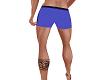 LC Blue Leg tattoo