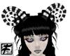 ~F~BW Curly DemonHorns