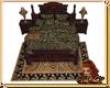SeFari Wenge Wood Bed