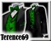 69 Tuxedo B - Green