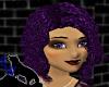 Purple Caprica w/sparkle