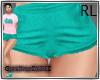 CG | Shorts Teal RL
