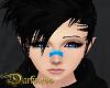 Nose Blue Bandage