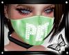 !! Green Pet Mask