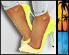 C| Neon Stilettos