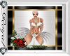 Vegas White Fnt Feathers