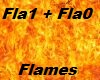 Flames light FX