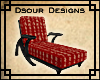 Oriental Chaise Lounge 2