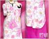 24:Baju Kurung Pink Flat