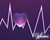 Neon Glow Heartbeat Ani