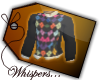 [eb] Color SweaternShirt