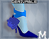 Rose Shoe 3 drv
