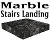 Marble Stair Landing