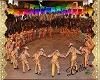 Dança de Roda Junina