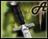 A~ Medieval black dagger