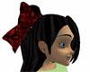 red velvet black hair