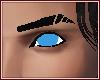 Anime Eyes Blue
