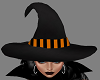 Pumpkin Witch Hat