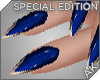 ~AK~ Royal Nails: Sapph