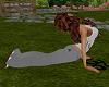 """Animated Yoga """"Ohm"""""""