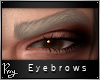 Sultry Brows -Gray Blond