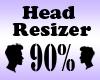 Head Resizer 90%