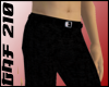 TrueBlack Crease Pants