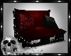 CS Dark Christmas Chair