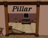 (AF) Wooden Pillar
