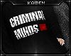 = Criminal Minds. Long T