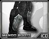 ICO Mando Boots