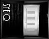 Q  Modern Single Door